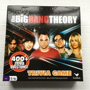 The Big Bang Theory Fact or Fiction Trivia Game